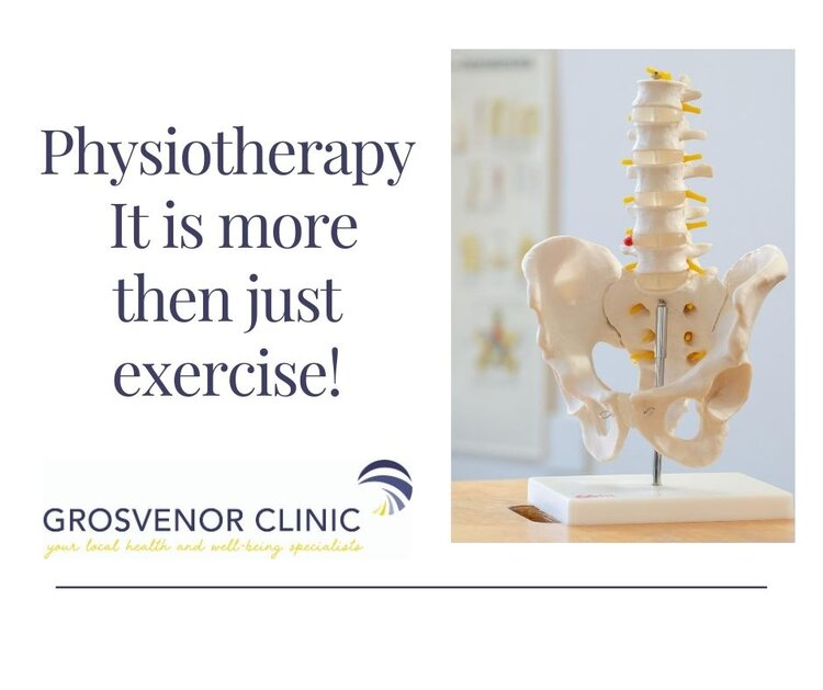 PHYSIOTHERAPY – IT SHOULDN'T BE JUST AN EXERCISE SHEET