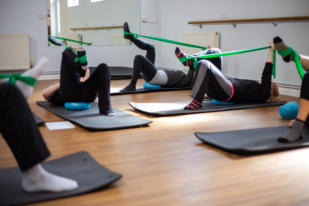 'VIRTUALLY' EVERYTHING YOU NEED TO KNOW ABOUT CLINICAL PILATES AT GROSVENOR
