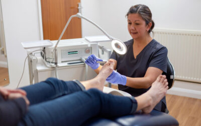 DO YOU HAVE A STUBBORN FUNGAL NAIL INFECTION? READ ON ….