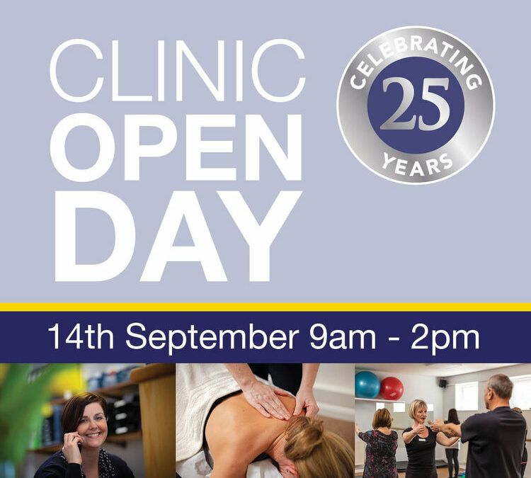 GROSVENOR CLINIC OPEN DAY
