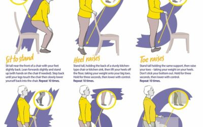 KEEPING ACTIVE FOR THE OLDER PERSON