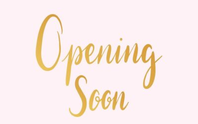 WE ARE OPENING ! – COVID SECURE